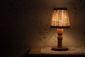 夜 照明 寝室