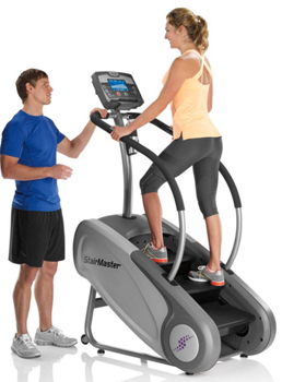 stairmaster-training