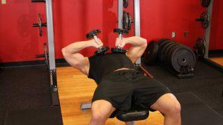 テイトプレスの効果とやり方を解説!上腕三頭筋を鍛えてたくましい腕を手に入れろ!