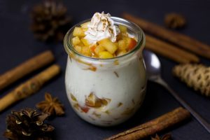 cinnamon-apple-yogurt