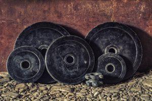 dumbbell-plates