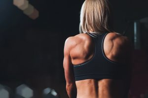 female-muscle-back