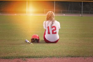 softball-player-girl