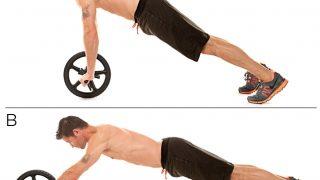 腹筋ローラーで立ちコロが出来ない原因を解説!効果的なトレーニングを紹介