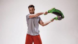 ブルガリアンサンドバッグの効果とおすすめのトレーニング方法!