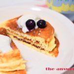 プロテインパンケーキのレシピ!気になるカロリーと味を解説!