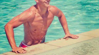 水泳で腹筋は割れる?効果的に鍛える泳ぎ方・メニュー&腹筋が水泳に与える効果
