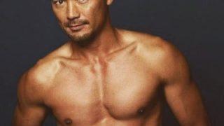ジョーナカムラの筋肉がすごい!台湾からの逆輸入俳優の肉体美に迫る!