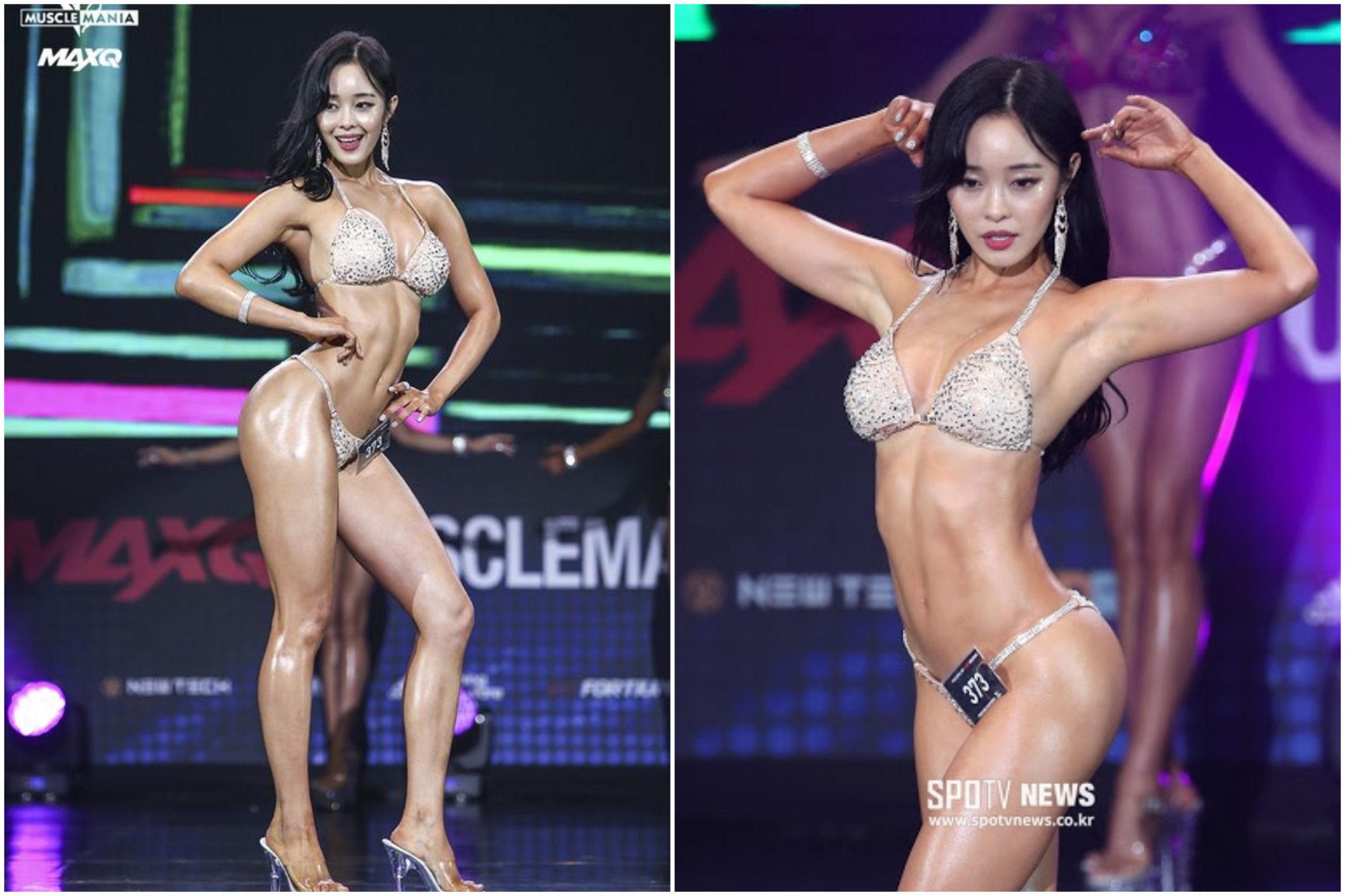 韓国の筋肉美女・チェソルファ