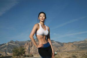韓国筋肉美女・ユスンオク