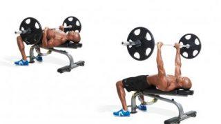 クローズグリップベンチプレスの効果とやり方!高重量で上腕三頭筋に刺激を!