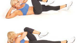 バイシクルクランチが腹筋を鍛えるのに最適な理由と効果的なやり方