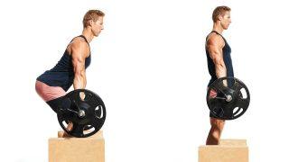 ハーフデッドリフトで腰への負担を抑えて筋トレ!効果とやり方解説