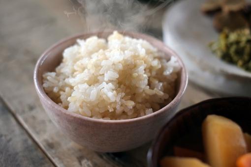 腹持ちの良い食べ物・玄米