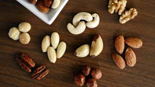 ダイエット中のおやつ・間食にナッツはおすすめ!毎日25gで嬉しい効果アリ
