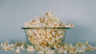 ダイエット中にポップコーンは微妙…食べたくなったら太らない工夫が必須