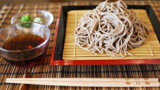 ダイエット中にそばはアリだけど食べる量とトッピングや具には要注意!