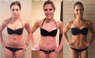 筋トレしたら痩せた?!女性の衝撃ビフォーアフターと絶対痩せる筋トレメニュー