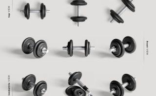 自宅筋トレ用ダンベルの重さやタイプの選び方とおすすめの1週間メニュー例